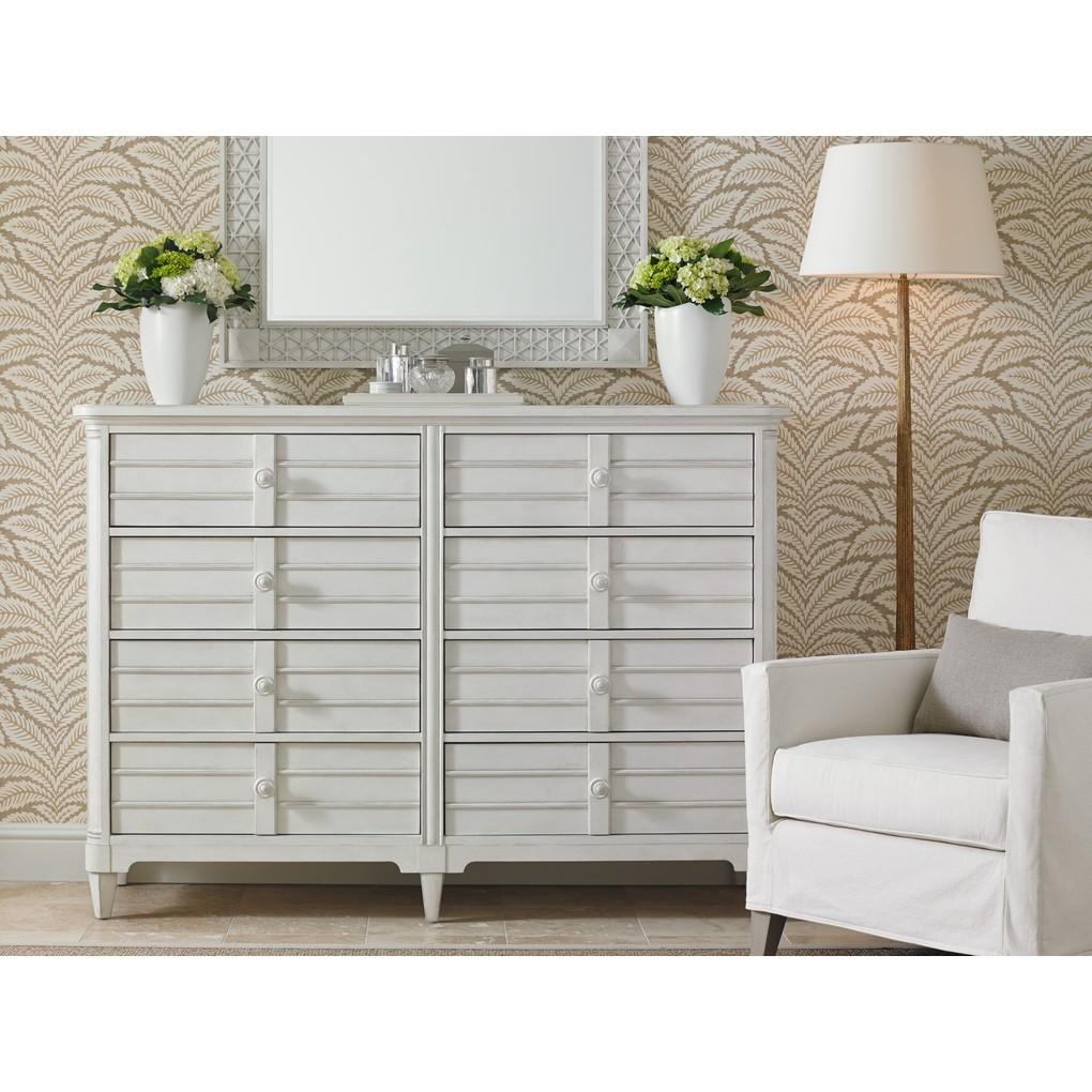 Cypress Grove Dresser in Parchment | Stanley Furniture