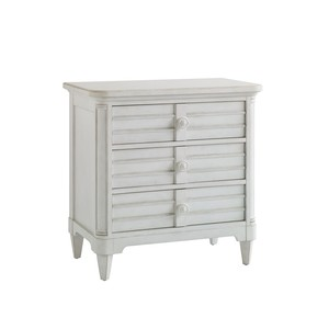 Cypress Grove Nightstand in Parchment | Stanley Furniture
