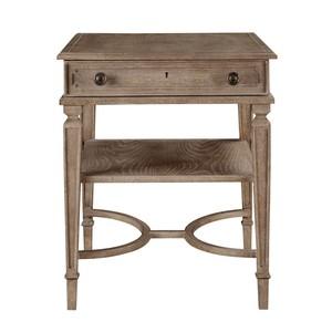 End Table in Brimfield Oak | Stanley Furniture