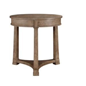 Lamp Table in Brimfield Oak | Stanley Furniture