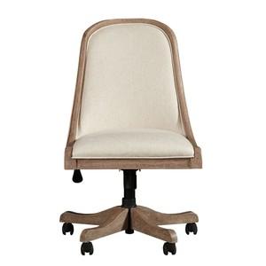 Desk Chair in Brimfield Oak | Stanley Furniture