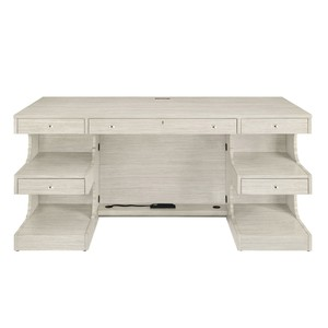 Cape Dutch Writing Desk in Oyster | Stanley Furniture