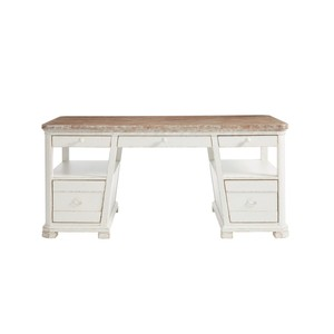 Writing Desk in 17th Century White | Stanley Furniture