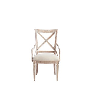 Armchair in English Clay | Stanley Furniture