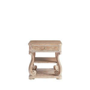 End Table in English Clay | Stanley Furniture