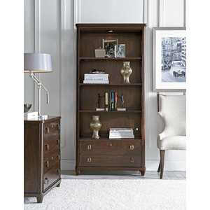 Bookcase in Truffle | Stanley Furniture