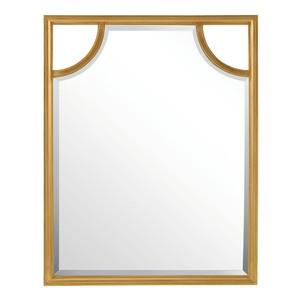 Portrait Mirror in Basalt | Stanley Furniture