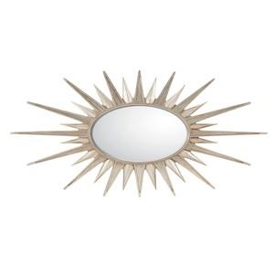 Accent Mirror in Antique Gold Leaf | Stanley Furniture