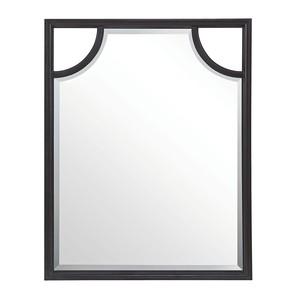 Portrait Mirror in Caviar | Stanley Furniture