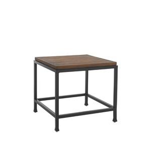 Side Table w/ Weatherstone Top   Lexington