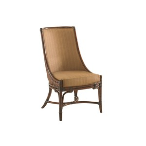 Royal Palm Upholstered Side Chair | Tommy Bahama Home