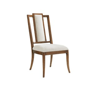 St. Barts Splat Back Side Chair | Tommy Bahama Home