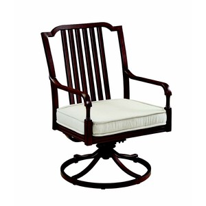 River House Dining Swivel Chair | Sunvilla Home