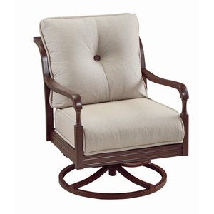 River House Lounge Swivel Chair | Sunvilla Home
