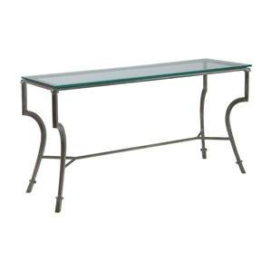 Syrah Console Table in St. Laurent Finish | Artistica