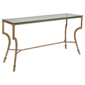 Syrah Console Table in Renaissance Finish | Artistica
