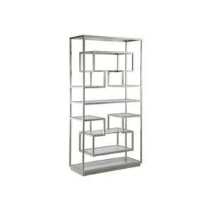 Holden Etagere in Argento Finish | Artistica