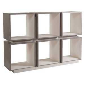 Mercury Six in Cube Etagere | Artistica