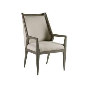 Haiku Arm Chair in Grigio Finish | Artistica