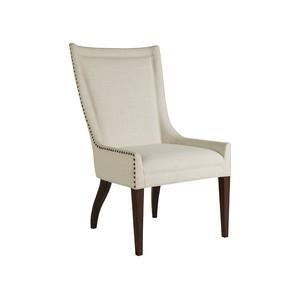 Josephine Side Chair in Marrone Finish | Artistica