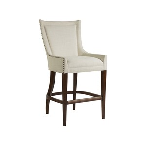 Josephine Barstool in Marrone Finish | Artistica