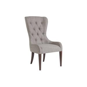 Emmanuelle Side Chair in Marrone Finish | Artistica