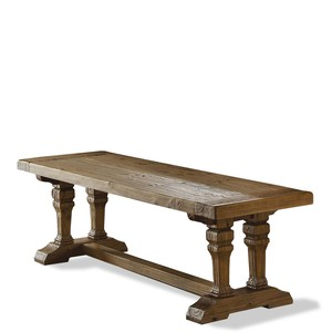 Hawthorne Dining Bench | Riverside