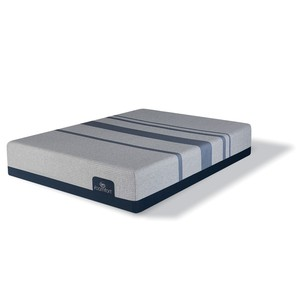 Blue Max 1000 Plush Mattress Set | Serta