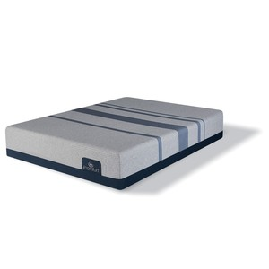 Blue Max 3000 Elite Plush Mattress Set | Serta
