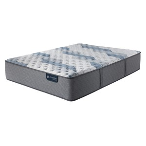 Blue Fusion 500 Extra Firm Mattress Set | Serta