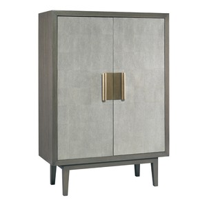Emelia Tall Cabinet | Lillian August Modern Living