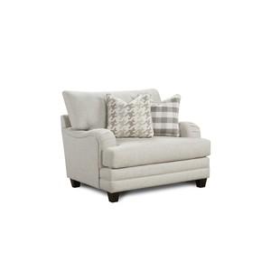 Chair & 1/2 | Fusion Furniture