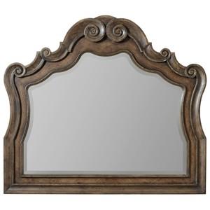 Rhapsody Mirror | Hooker Furniture