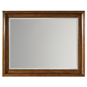 Tynecastle Landscape Mirror | Hooker Furniture