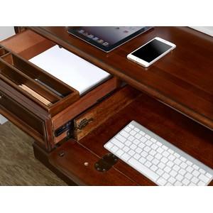Brookhaven Computer Credenza   Hooker Furniture