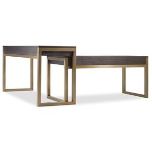 Curata Short Desk   Hooker Furniture