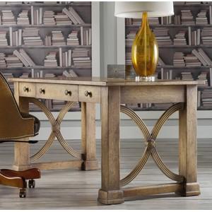 Melange Architectural Writing Desk   Hooker Furniture
