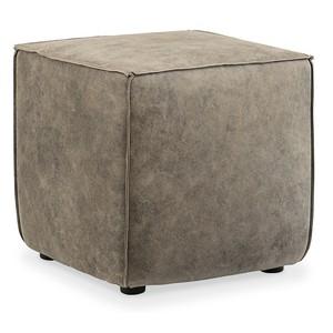 Quebert Cube Ottoman | Hooker Furniture