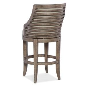 Lainey Transitional Barstool | Hooker Furniture