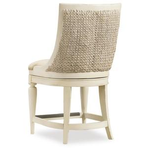 Sandcastle Counter Stool | Hooker Furniture