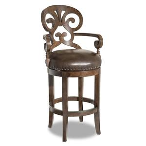 Jameson Bar Stool | Hooker Furniture