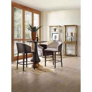Curata Upholstered Barstool | Hooker Furniture