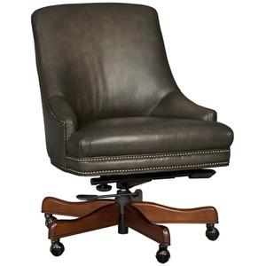 Heidi Executive Swivel Tilt Arm Chair | Hooker Furniture