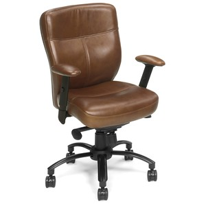 Tandy Executive Swivel Tilt Chair | Hooker Furniture