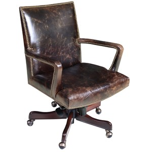 Dougan Executive Swivel Tilt Chair | Hooker Furniture