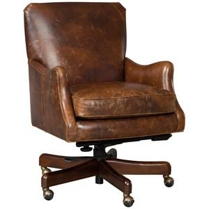 Barker Tilt Swivel Chair | Hooker Furniture