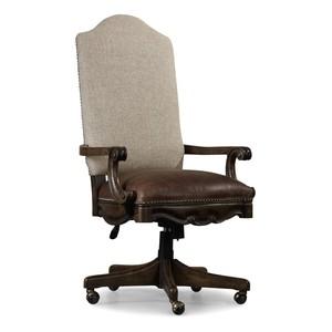 Rhapsody Tilt Swivel Chair | Hooker Furniture