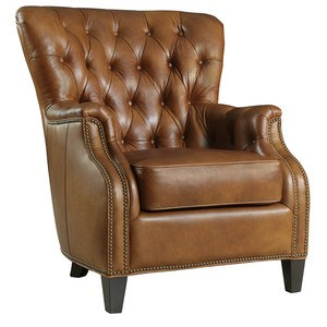 Hamrick Club Chair | Hooker Furniture