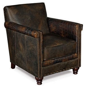Potter Club Chair | Hooker Furniture