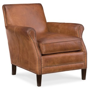 Royce Club Chair | Hooker Furniture